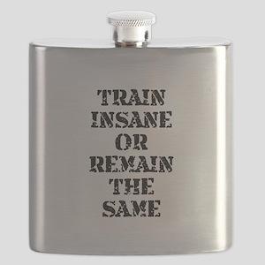Train Insane Flask