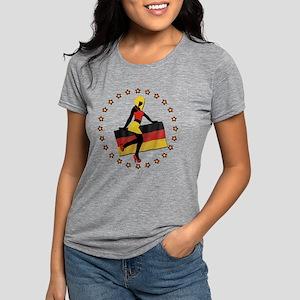 SG-22-DE-002 Womens Tri-blend T-Shirt