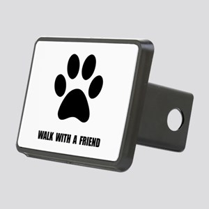 Walk Pet Rectangular Hitch Cover