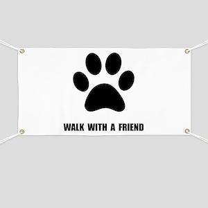 Walk Pet Banner
