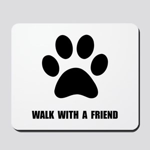 Walk Pet Mousepad