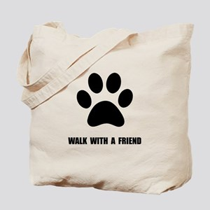 Walk Pet Tote Bag