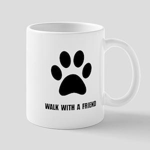Walk Pet Mug
