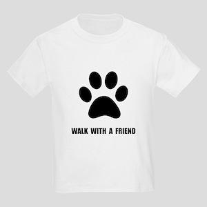 Walk Pet Kids Light T-Shirt