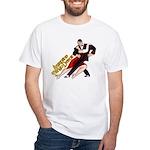 Argentine Tango Detroit White T-Shirt