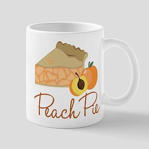 Peach Pie Mug