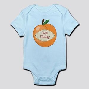 Just Peachy Infant Bodysuit