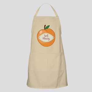 Just Peachy Apron