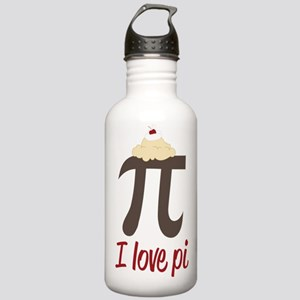 I Love Pi Stainless Water Bottle 1.0L