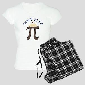 Sweet As Pie Women's Light Pajamas