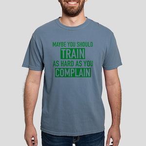 TrainComplain1G Mens Comfort Colors Shirt