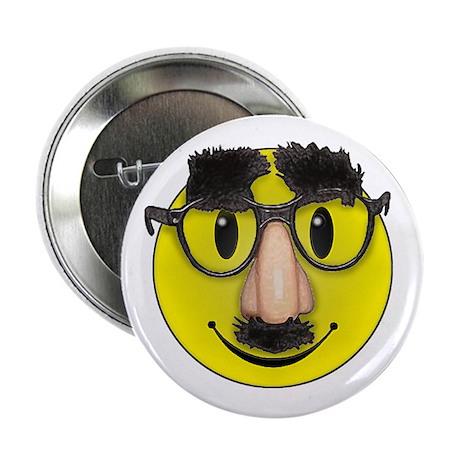 Smiley Disguise Button
