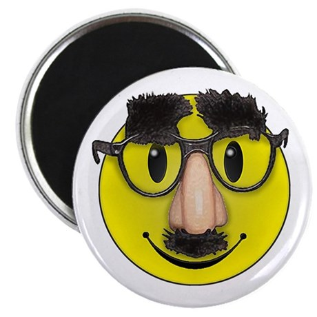 Smiley Disguise Magnet (100 pack)
