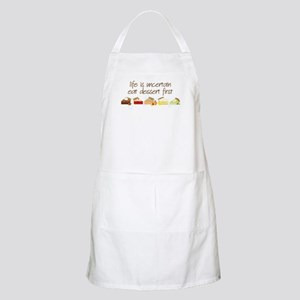 Eat Dessert First Apron