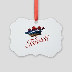Takouhi the Queen Picture Ornament