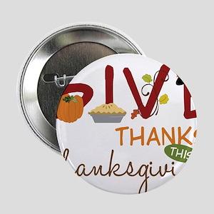 "Thanksgiving 2.25"" Button"