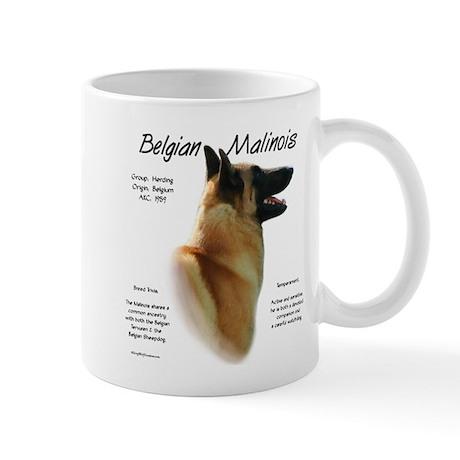 Belgian Malinois 11 oz Ceramic Mug