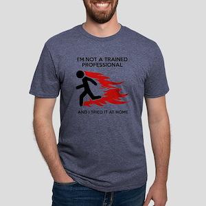 TrieddItHome2A Mens Tri-blend T-Shirt