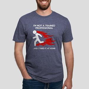 TrieddItHome2B Mens Tri-blend T-Shirt
