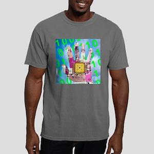 Cybernetics and robotics Mens Comfort Colors Shirt