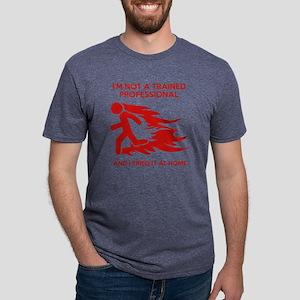 TrieddItHome2C Mens Tri-blend T-Shirt
