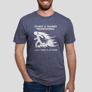 TrieddItHome2E Mens Tri-blend T-Shirt