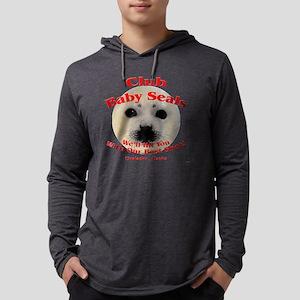 cbs Mens Hooded Shirt