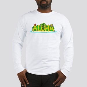Aloha Long Sleeve T-Shirt