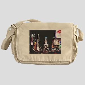 Times Square 2 Messenger Bag
