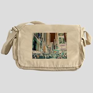 Times Square 3 Messenger Bag