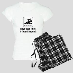 Found Bacon Women's Light Pajamas