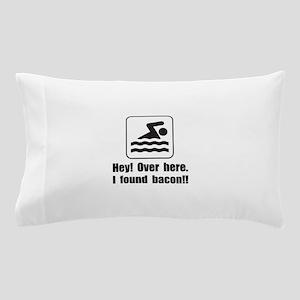 Found Bacon Pillow Case