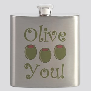 Ollive You Flask