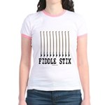 Fiddle Stix Jr. Ringer T-Shirt