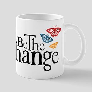 Be the Change - Earth - Red Vine Mug