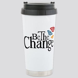 Be the Change - Earth - Red Vine Stainless Steel T