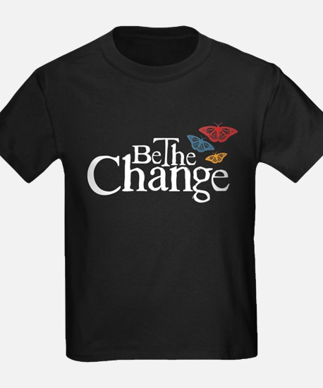 Be the Change - Earth - Red Vine T