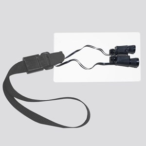 Binoculars Large Luggage Tag