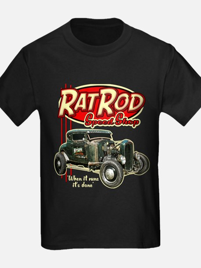 RatRod-tee BLK3 T-Shirt