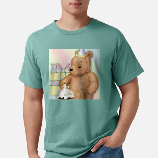 Teddy1-button.png Mens Comfort Colors Shirt