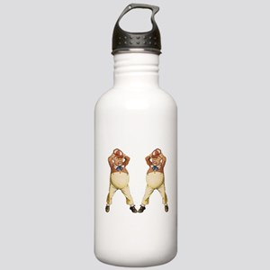Tweedledee and Tweedle Stainless Water Bottle 1.0L