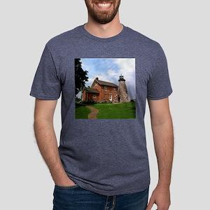CharlotteGenneseesqNew Mens Tri-blend T-Shirt