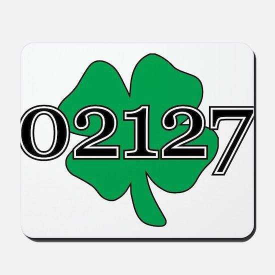 02127 Southie, Boston Mousepad