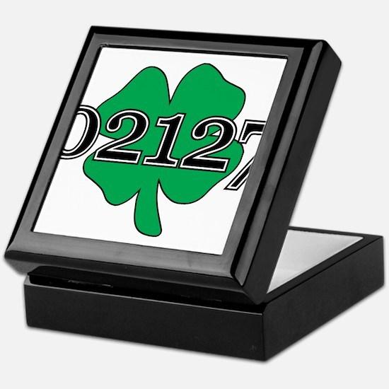 02127 Southie, Boston Keepsake Box