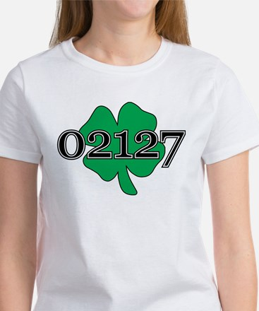 02127 Southie, Boston Women's T-Shirt