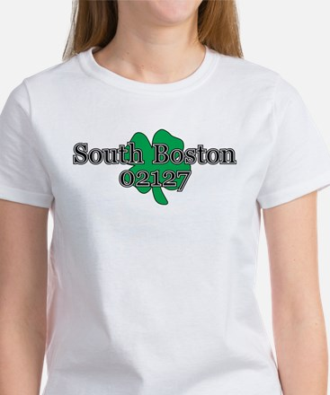 South Boston, 02127 Women's T-Shirt