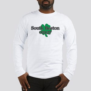 South Boston, 02127 Long Sleeve T-Shirt