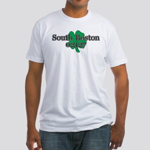 South Boston, 02127 Fitted T-Shirt