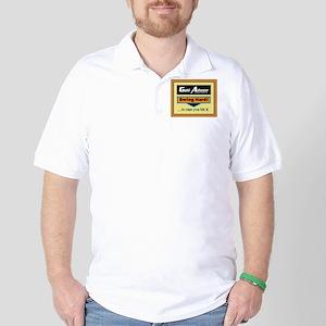Swing Hard-Dan Marino/t-shirt Golf Shirt