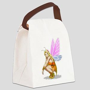 Ucogi Fairy Canvas Lunch Bag